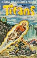 Grand Scan Titans n° 66